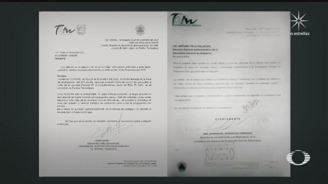 apócrifo el documento presentado por la CFE por apagón másivo en México