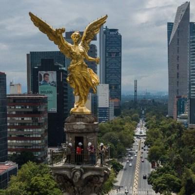 La OCDE prevé una caída del PIB del 9,2% este año en México