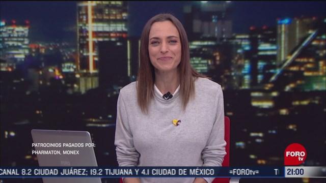 las noticias con ana francisca vega programa del 2 de diciembre de
