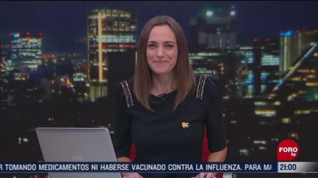 las noticias con ana francisca vega programa del 3 de diciembre de
