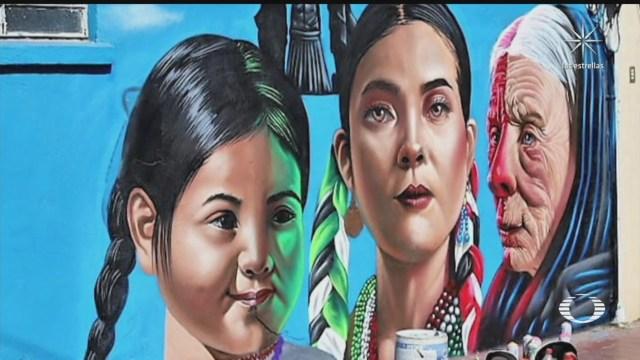 manzanillo se transforma en una gran mural