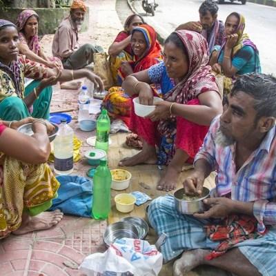 Más de 32 millones de personas caerán en pobreza extrema por la pandemia