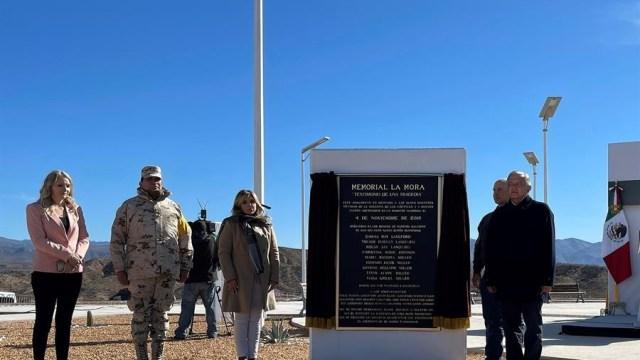 AMLO-inaugura-memorial-por-masacre-de-familia-LeBaron