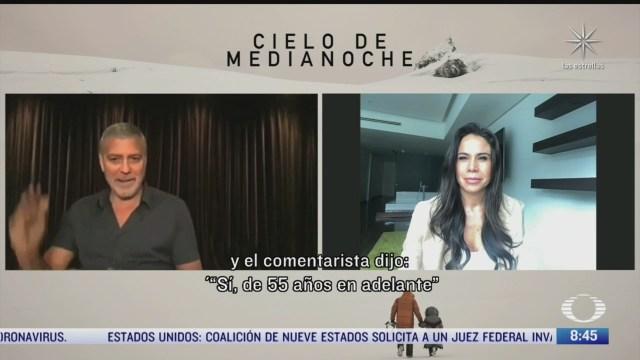 paola rojas entrevista a george clooney segunda parte