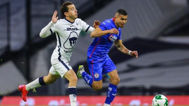 Pumas vs Cruz Azul: canal para ver en vivo las semifinales del Torneo Guard1anes 2020