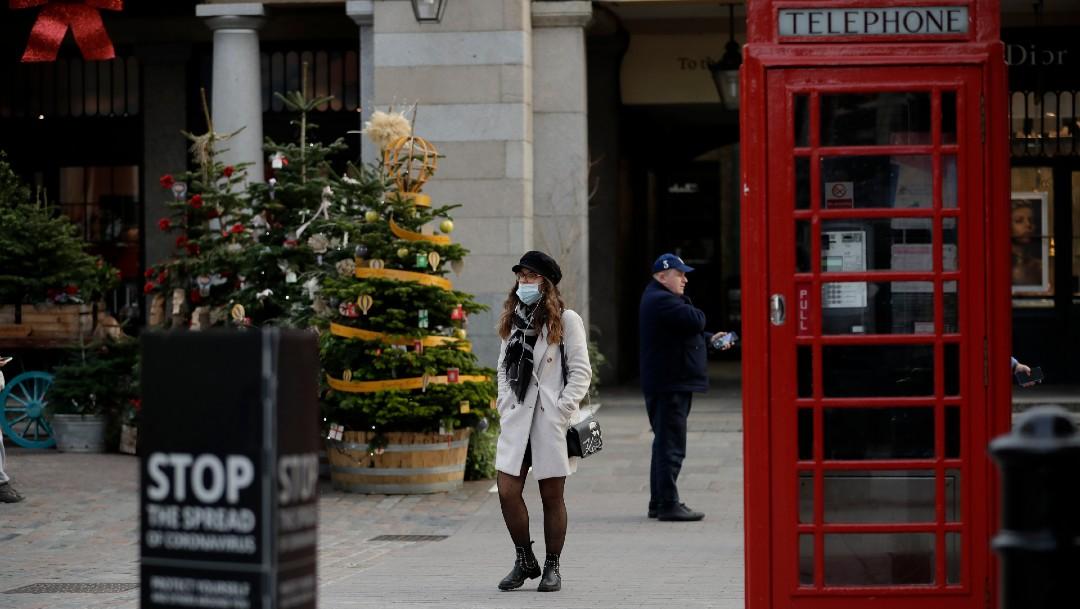 Reino Unido suaviza restricciones por COVID-19 durante Navidad y permitirá reuniones familiares