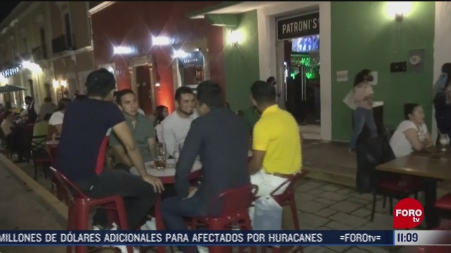 se recupera de manera paulatina sector restaurantero en campeche