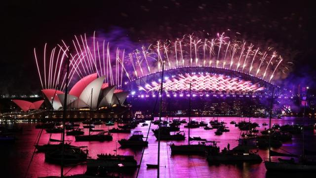 sydney año nuevo