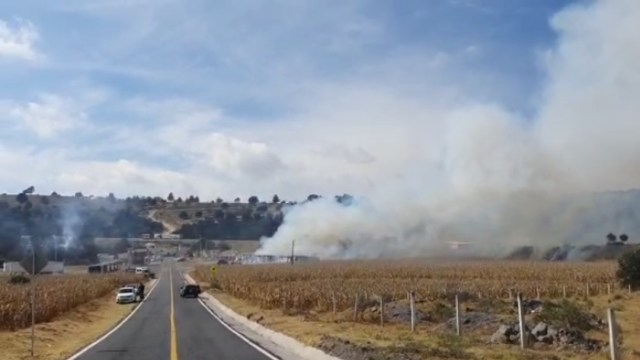 Video: Explota polvorín en Tlaxcala