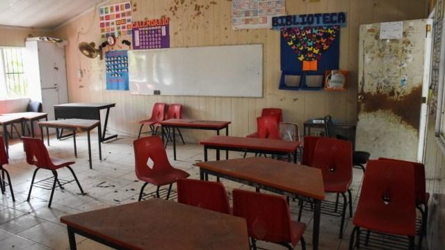 A pesar de vacuna, maestros no regresarán a las aulas en Campeche
