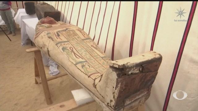 arqueologos hallan templo funerario de la reina neit en el cairo