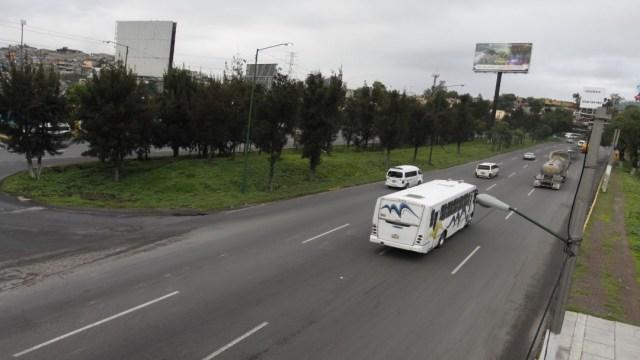 Asesinan a joven durante asalto en paradero del transporte público en la México-Pachuca