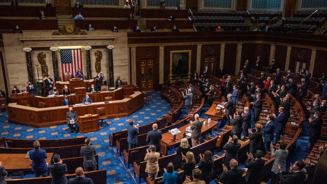 Congreso de EEUU acelera proceso de ratificación de la victoria de Joe Biden