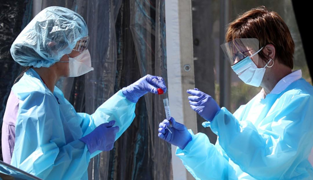 California rebasa 25,000 muertes por coronavirus