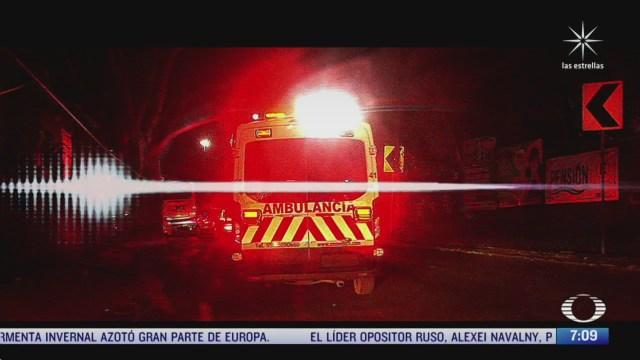 crisis de ambulancias por covid 19 en la cdmx
