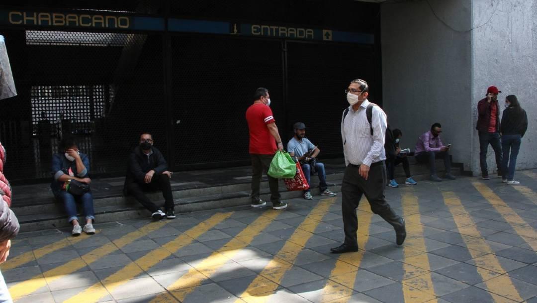 Autoridades de la CDMX prevén que las líneas 4, 5 y 6 del Metro reanuden el servicio en 48 horas