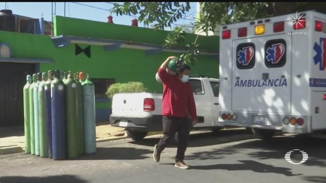 demanda robo y fraudes con tanques de oxigeno se extienden en el pais
