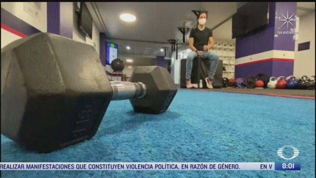 deporte provoca efectos positivos en pacientes covid