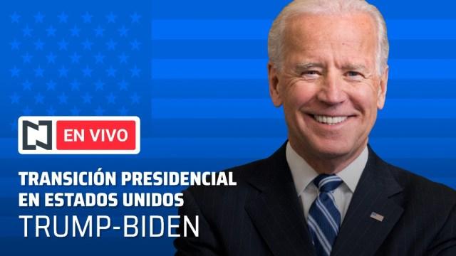 En vivo_ Toma de protesta de Joe Biden como presidente de Estados Unidos