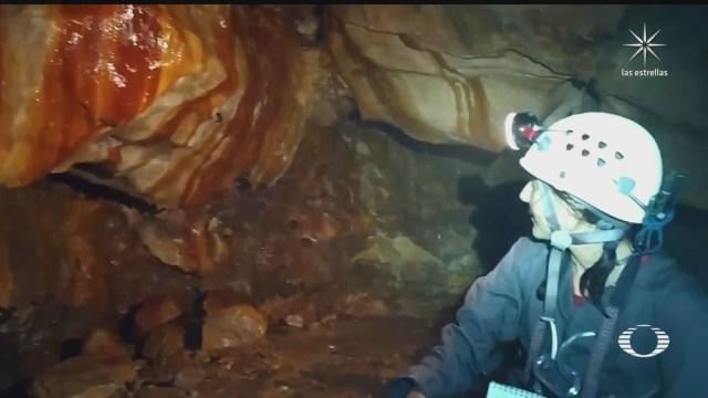 encuentran caverna debajo de iglesia en yucatan