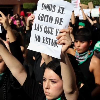 ¡No es no!: La violación y el abuso sexual contra las mujeres
