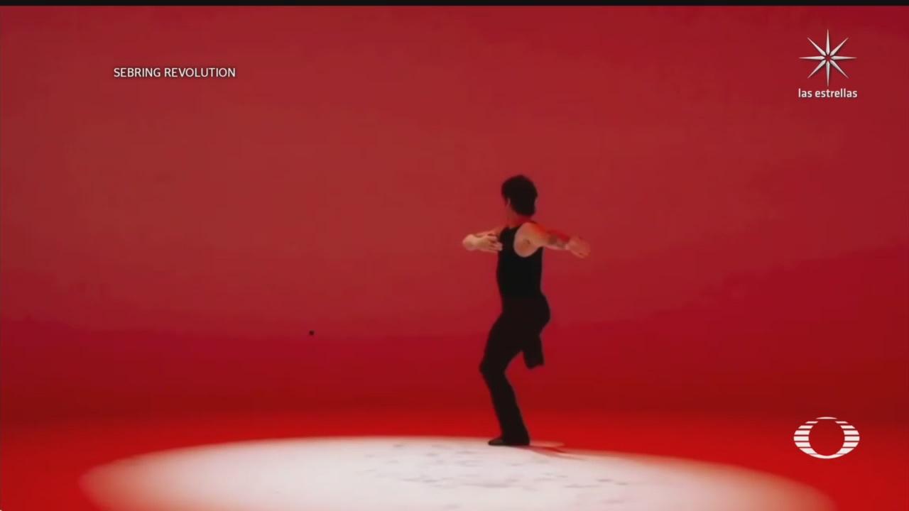 funcion de baile virtual interactiva