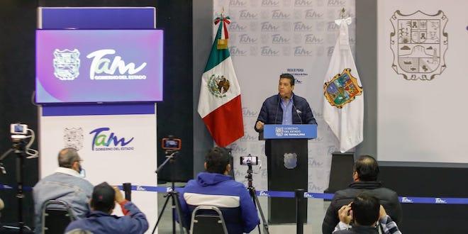 Gobierno Tamaulipas Infraestructura Salud Gobernador