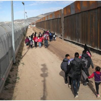 Muro Fronterizo Biden