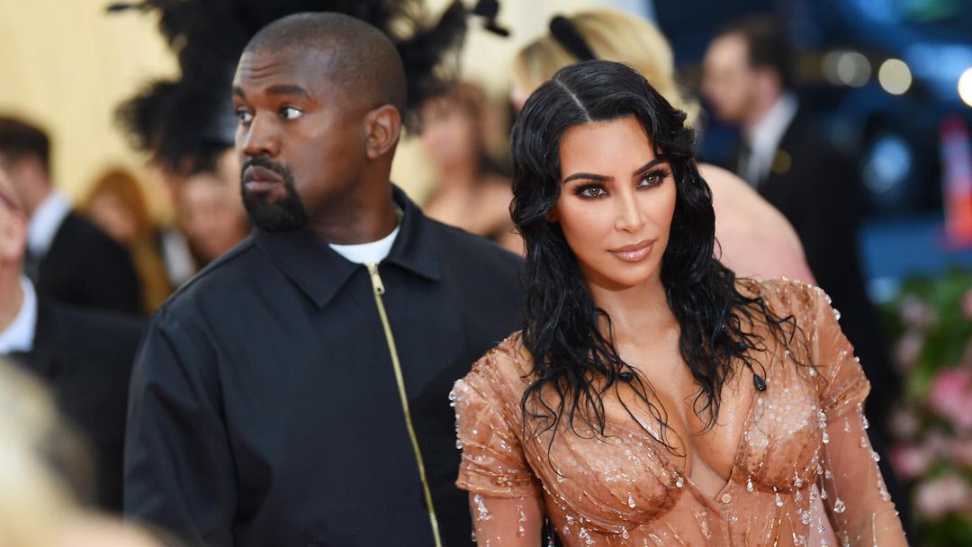 Kanye West Kim Kardashian Divorcio