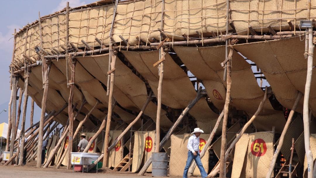 'La Petatera' avanza en su construcción, pero no recibirá público