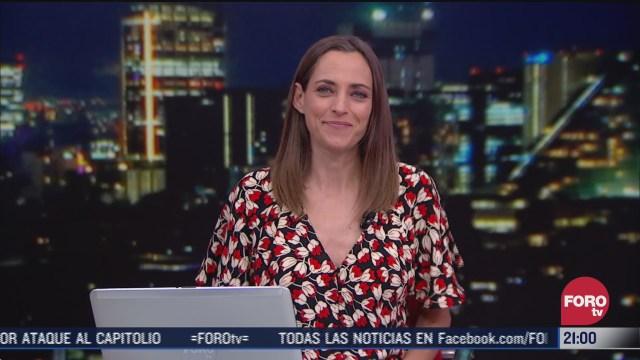 las noticias con ana francisca vega programa del 12 de enero de