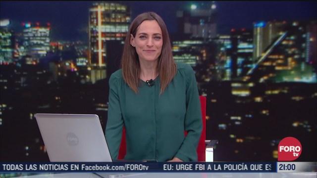 las noticias con ana francisca vega programa del 13 de enero de