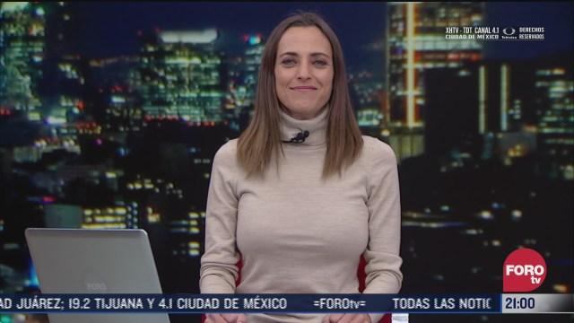 las noticias con ana francisca vega programa del 7 de enero de