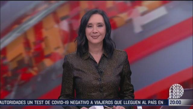 las noticias con karla iberia programa del 12 de enero del
