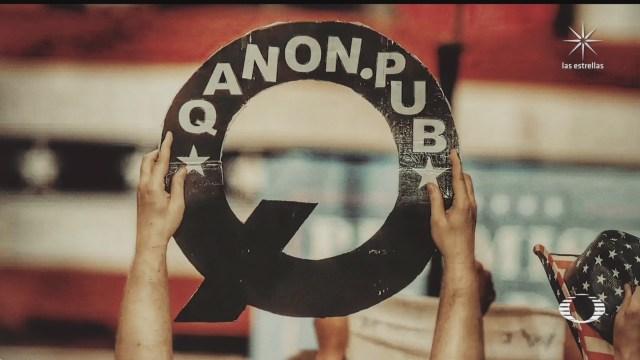 las teorias de la conspiracion y el movimiento qanon