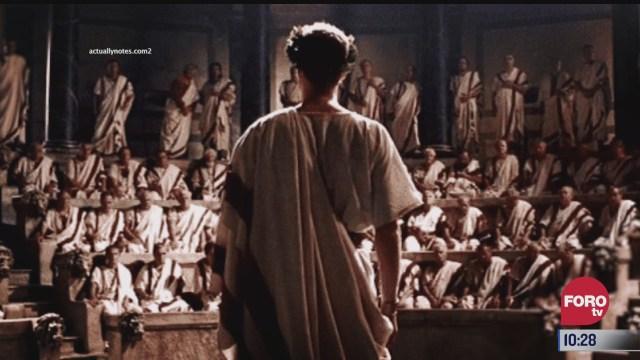 los romanos ante la dictadura