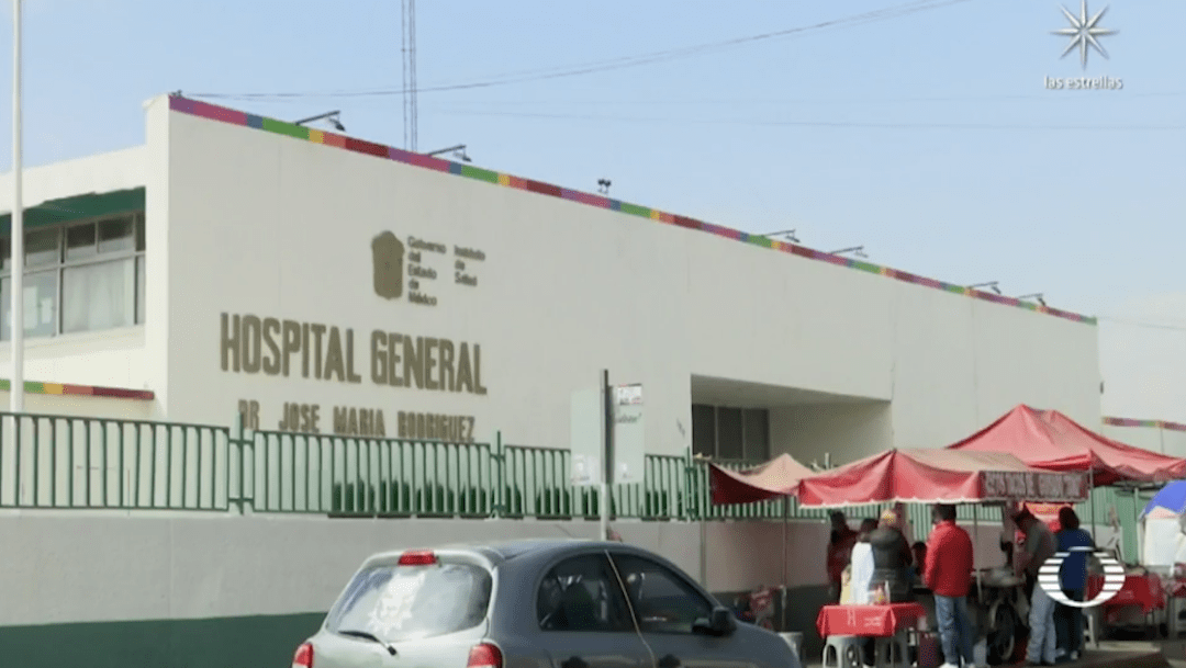 Poor working conditions cause death of medical students by COVID in Hospital de Ecatepec