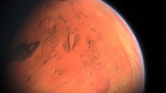 Un estudio ha revelado que Marte alguna vez tuvo un clima similar al del suroeste de Islandia