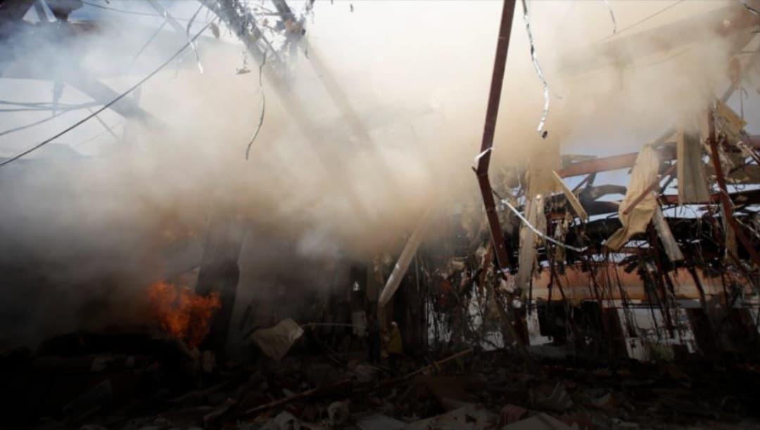 Mueren cinco mujeres por ataque de proyectil en Yemen