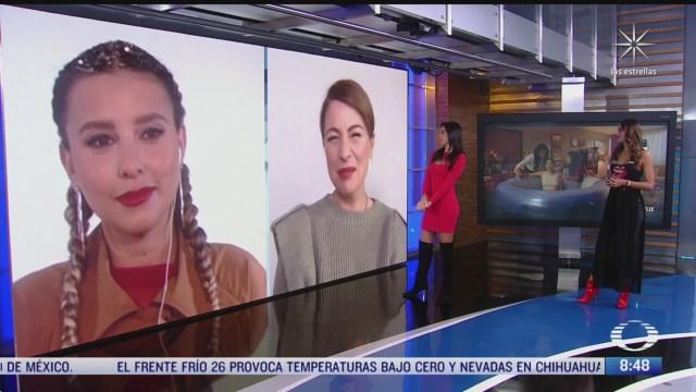 paola rojas entrevista a ludwika paleta y paulina goto