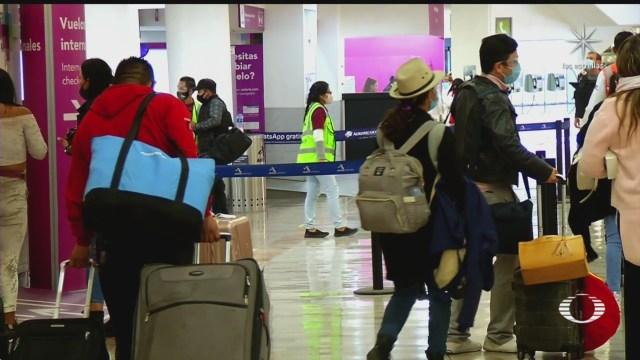 personas que ingresen via aerea a eeuu deberan presentar prueba covid negativa