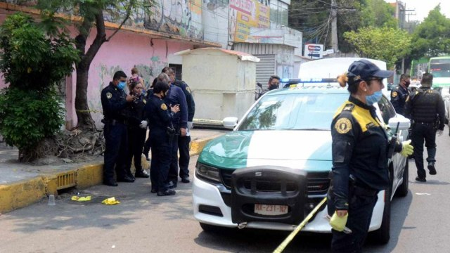 """""""Por creerse mucho en su moto"""" matan a balazos a un adolescente de 13 años en la alcaldía Iztapalapa"""