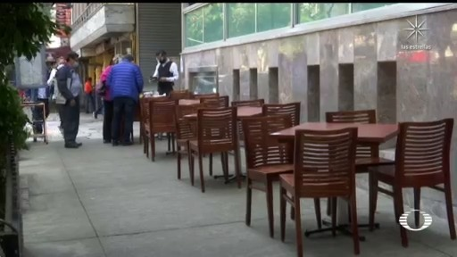 respetando las medidas sanitarias asi operaron restaurantes en su reapertura