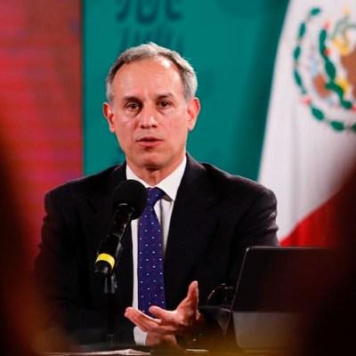 Se analiza posibilidad de aplazar segunda dosis de vacuna de Pfizer: López-Gatell