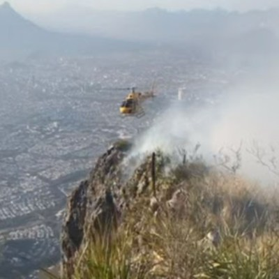Siete detenidos por supuesta participación en incendio del Cerro de la Silla