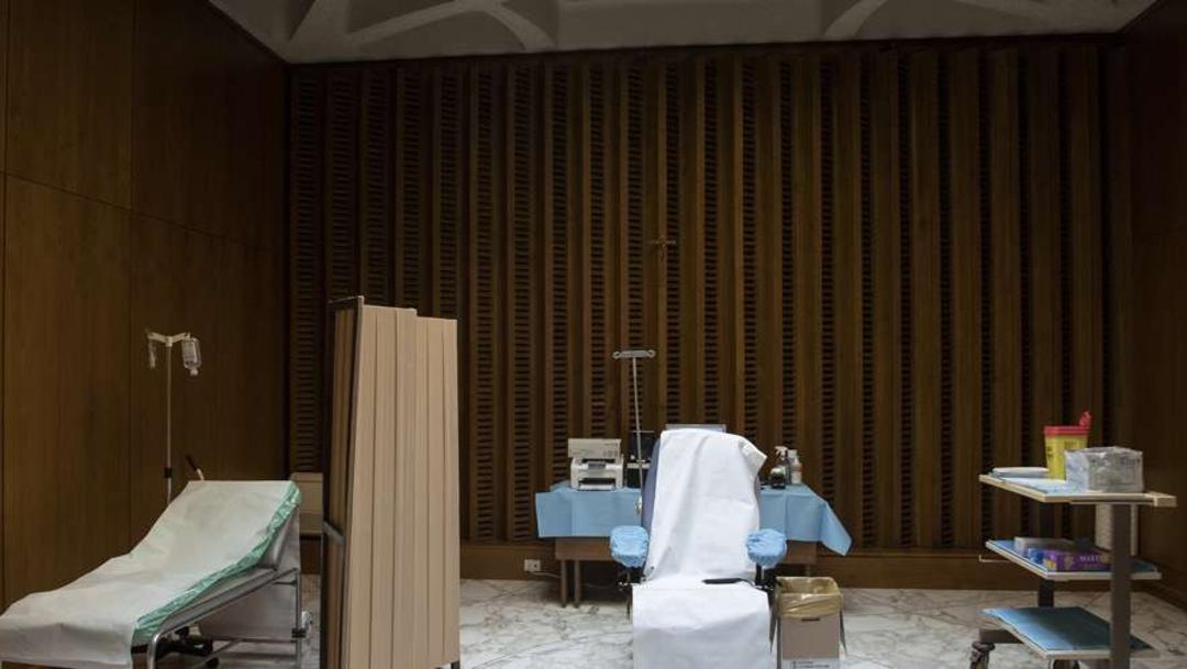 El papa Francisco ya fue vacunado contra el coronavirus