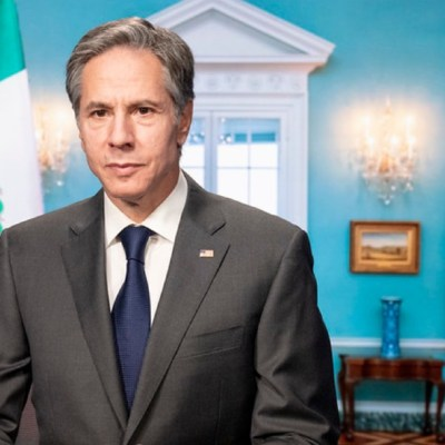 Antony Blinken, secretario de Estado de EEUU