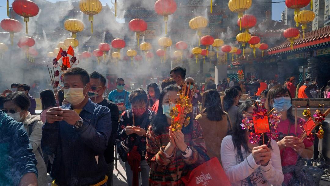 Asia recibe el año lunar del buey con celebraciones de bajo perfil por coronavirus