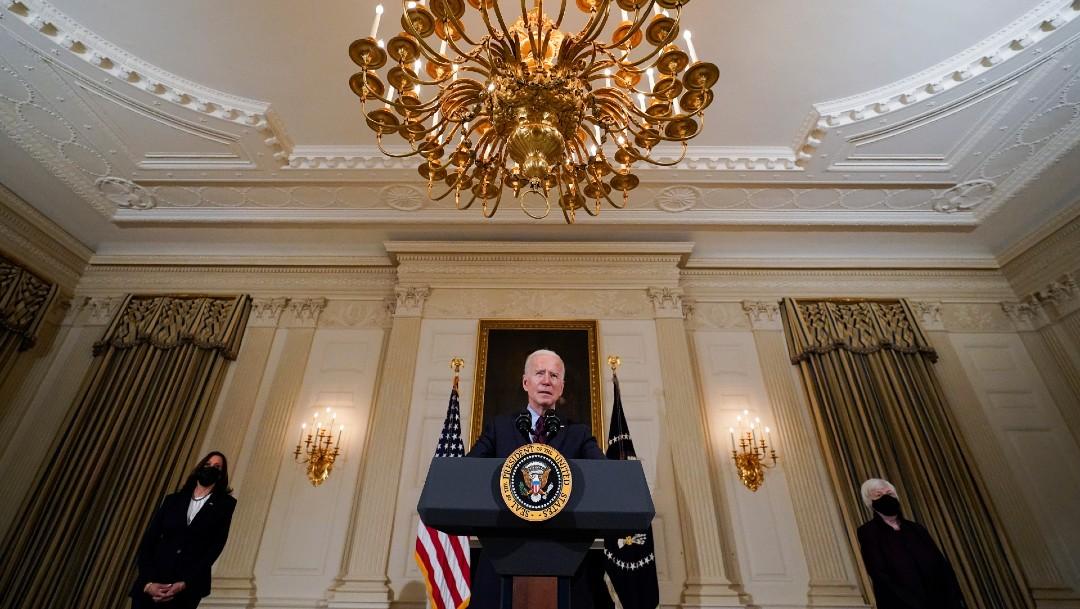 Biden retirará a los hutíes de su lista de grupos terroristas