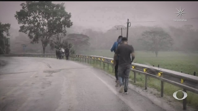 chiapas la dificil ruta que siguen los migrantes centroamericanos